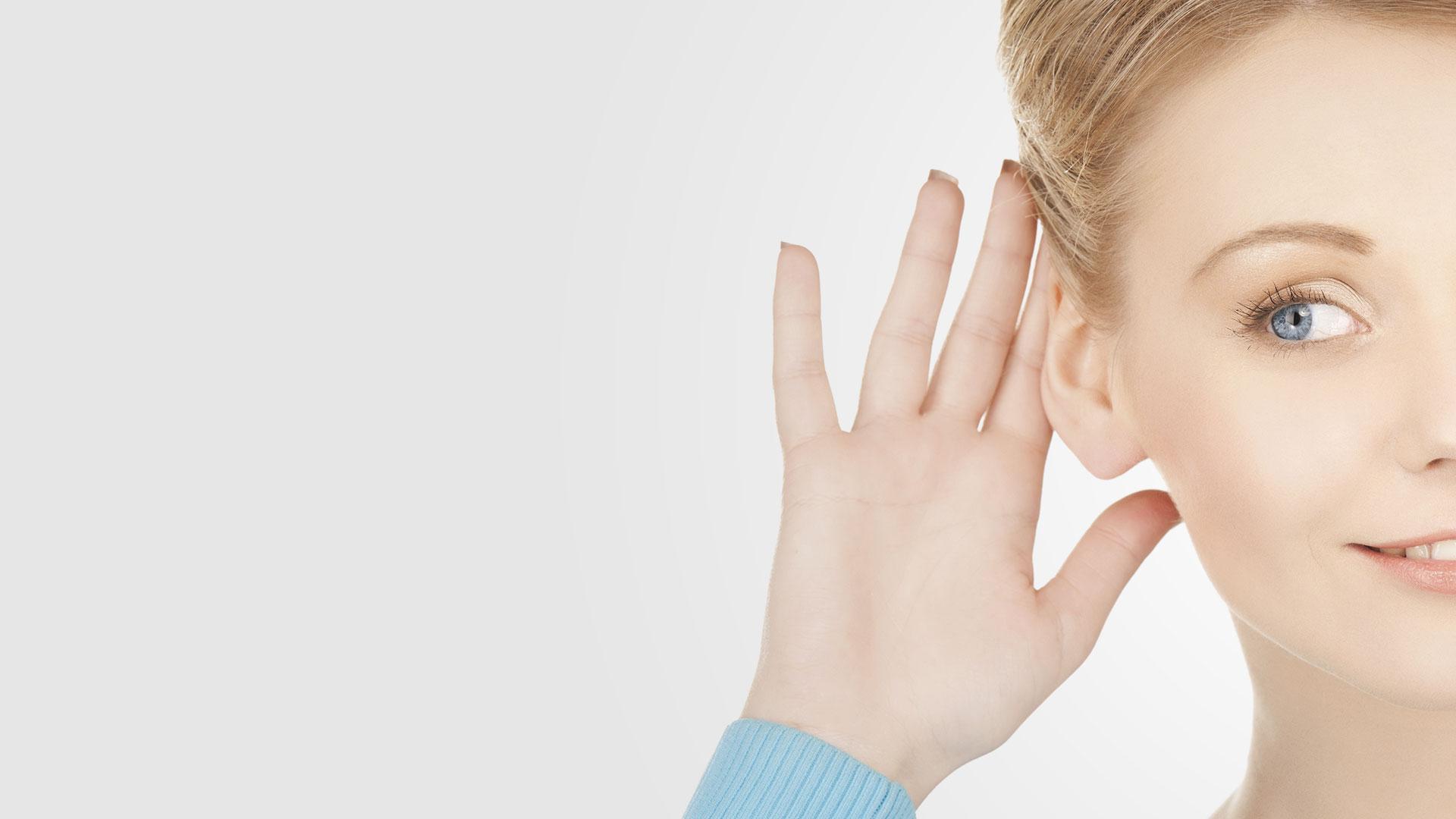 Il deficit uditivo non ha età.